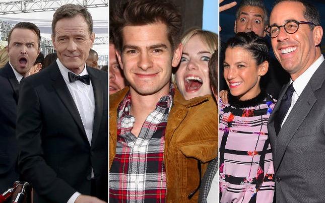 Best Celebrity Photobombs 9