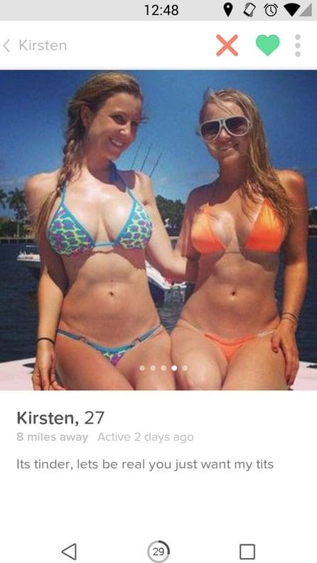 Dirty Tinder Profiles 2