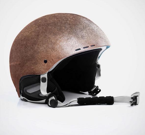 Human Head Helmet 3