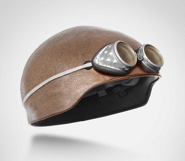 Human Head Helmet 4
