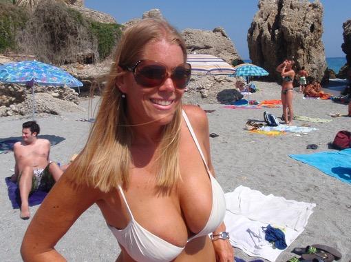 Rack on the Beach