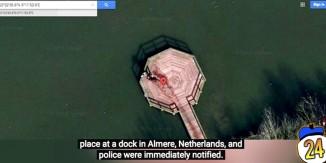 30 Disturbing Things Found on Google Maps