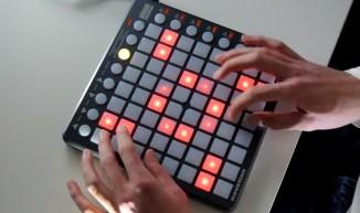Launch Pad Skrillex Freestyle… SICK! (Video)