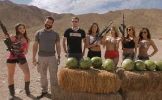 Dan Bilzerian's Day Out: Fast Cars, Guns & Sexy Women