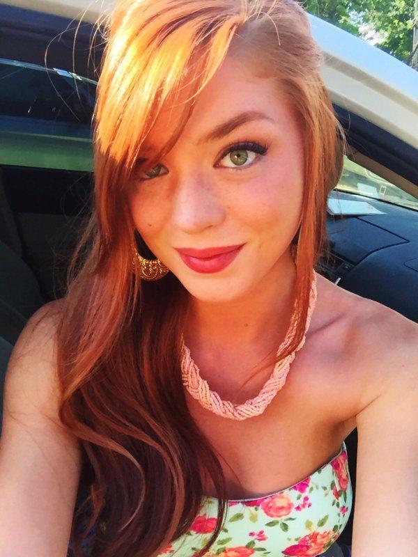 Sexy Redheaded Girls 6