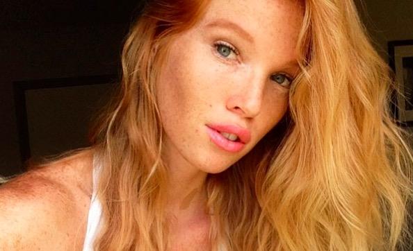 Hottest Ginger on Instagram: Elizabeth Ostrander