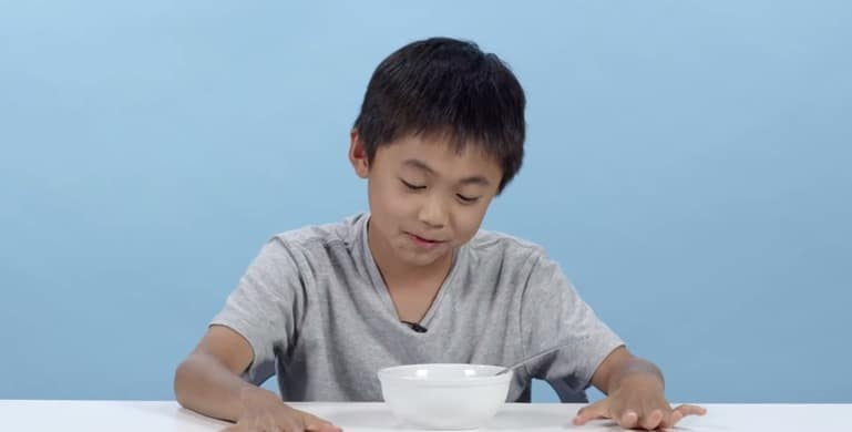 American Kids Try School Lunches from Around the World (Video)