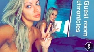 Lindsey Pelas Still Taking Over Snapchat (30 Pics)