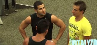 Do You Even Lift Bro Prank (Video)