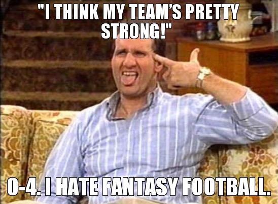 Funny Fantasy Football Memes 1