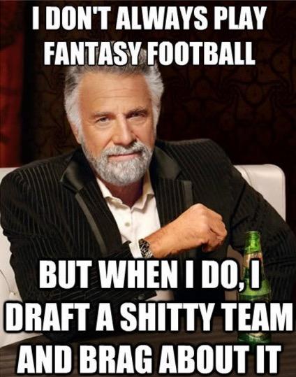 Funny Fantasy Football Memes 17