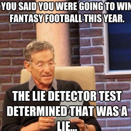 Funny Fantasy Football Memes 22