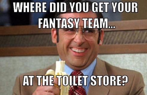 Funny Fantasy Football Memes 25