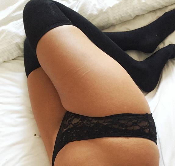 Girls in Thigh High Socks 11
