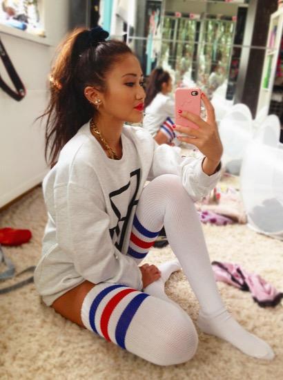 Girls in Thigh High Socks 3