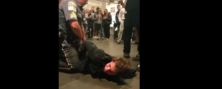 Drunk College Kid Wants His Mac & Cheese (Video)