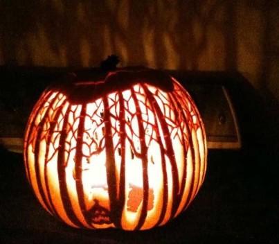 Creative Pumpkin Carvings 11 Therackup