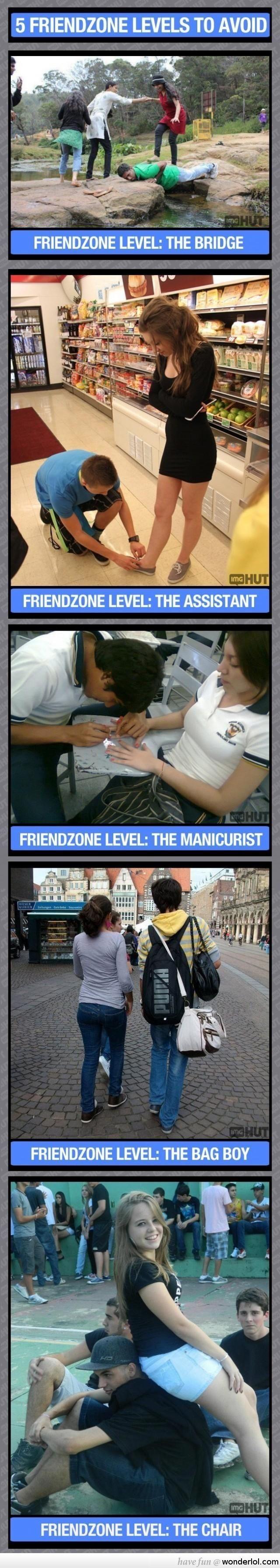 Friend Zone Fails