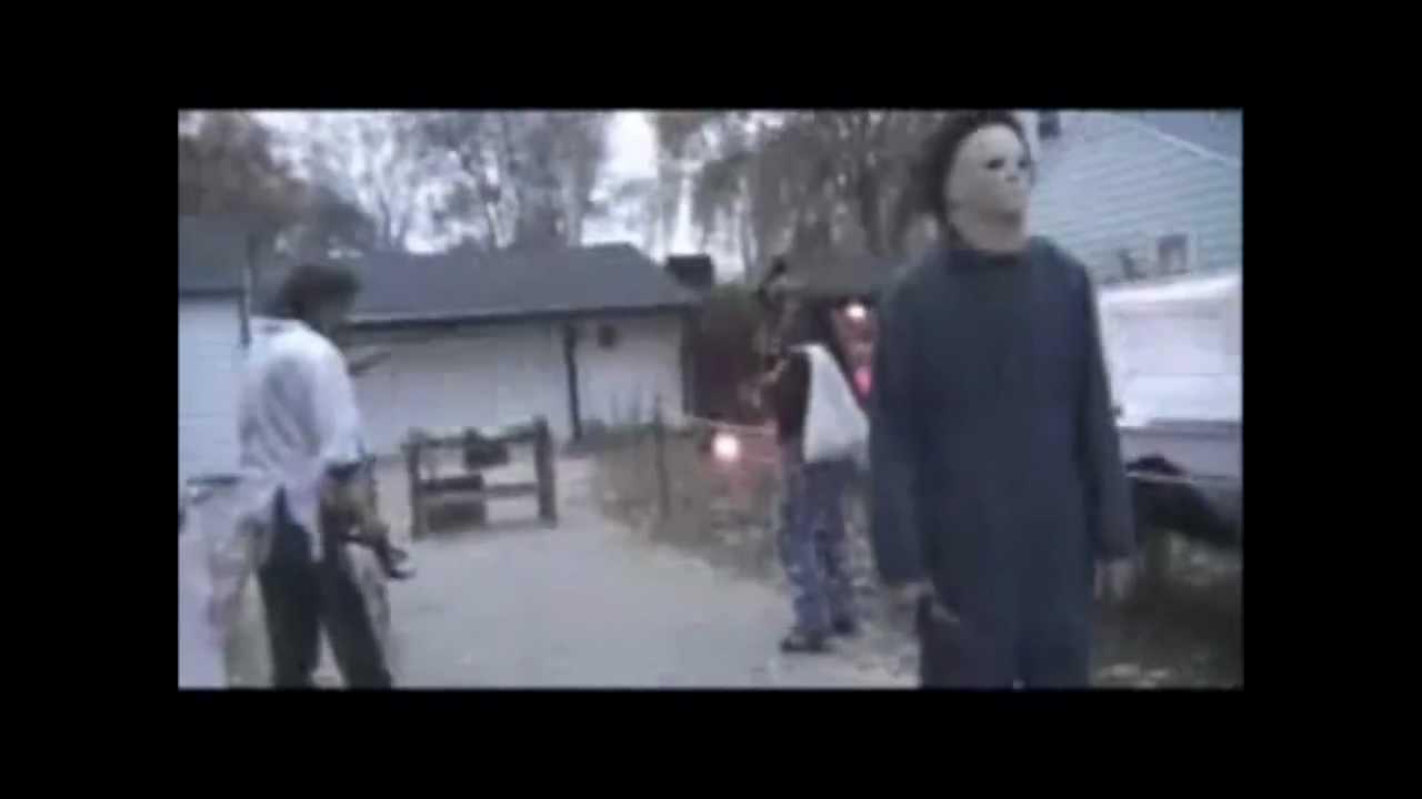 Halloween Scare Pranks by Jason, Chuckie, Freddy & Jigsaw