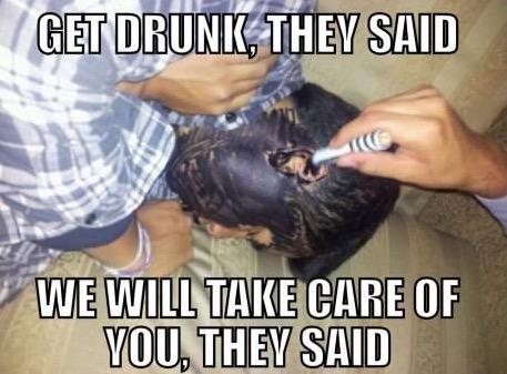 Funny Drunk Pics 14