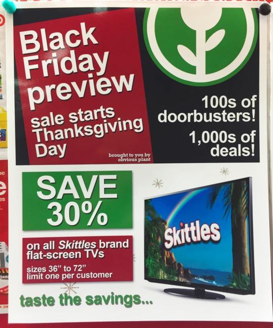 Funny Fake Black Friday Ads 6