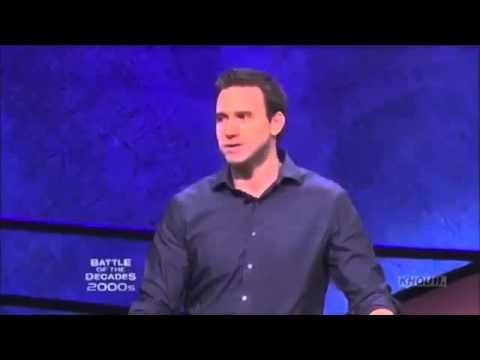 Guy Calls Out Alex Trebek on Jeopardy