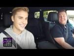 Justin Bieber and James Corden Car Pool Karaoke (Video)