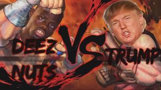 Deez Nutz vs Donald Trump 2016 (Video)