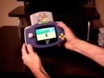 Guy Modifies Gameboy Advance into Handheld Nintendo 64