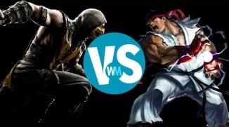 Mortal Kombat vs Street Fighter Franchises