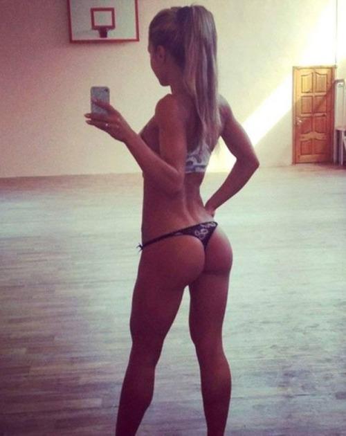Amateur Girls in Thongs 11
