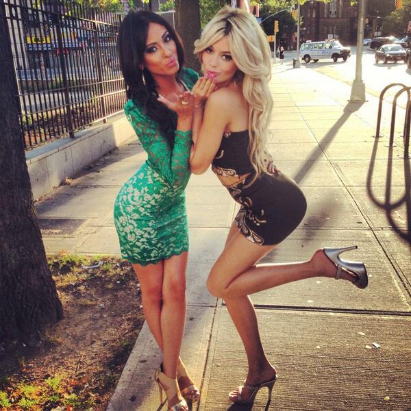 Girls in Skin Tight Dresses 5