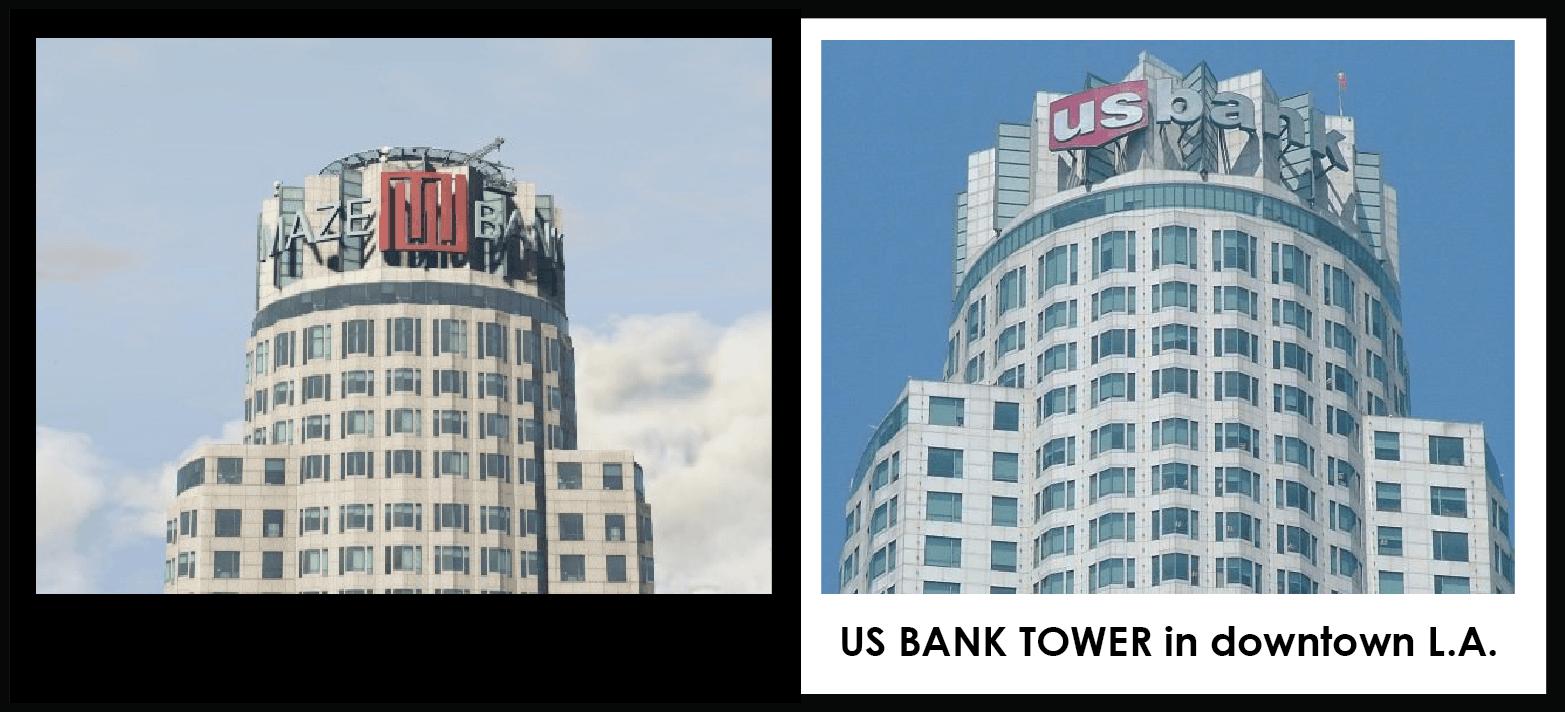 Comparison of Los Santos in Grand Theft Auto V Versus Los Angeles