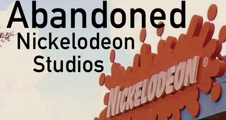 Abandoned Classic Nickelodeon Studios