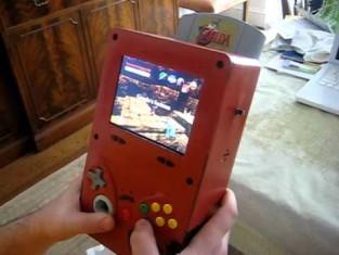 Customized Portable Nintendo 64