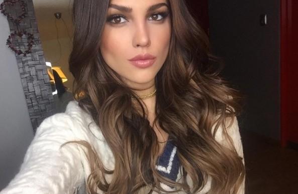 Stunning Eiza Gonzalez Sweeps the Instagram Hottie of the Year