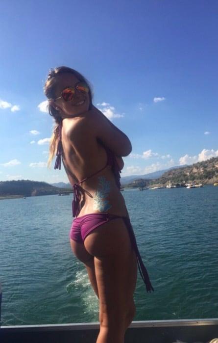 Cute and Perfect Bikini Butt