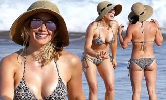 A Smokin Hot Hilary Duff Prime Booty Album for You