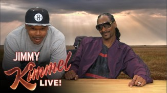 Snoop Dogg's Plizzanet Earth Takes on the Cold Blooded Seal (Video)
