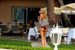Kimberley Garner Has the Sexiest Undertush in Her Thong Bikini (25 Pics)