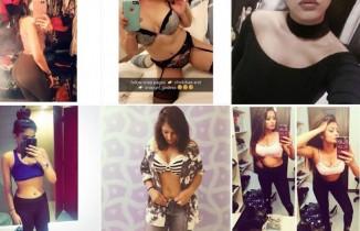 Snapchat Girl Godesses (100 Pics)