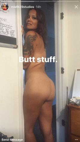 Sexy MILF on Instagram