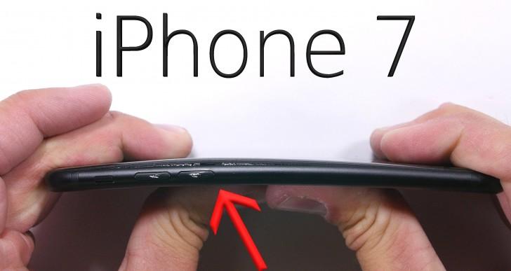 iPhone Scratch Test (Video)