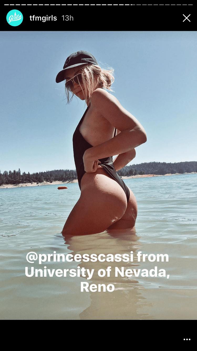 Big Booty College Girls