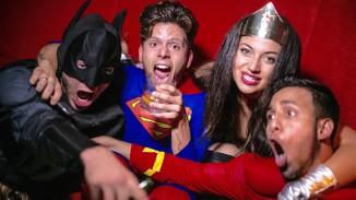 Hilarious Superhero Roomate Comedy Skit (Video)