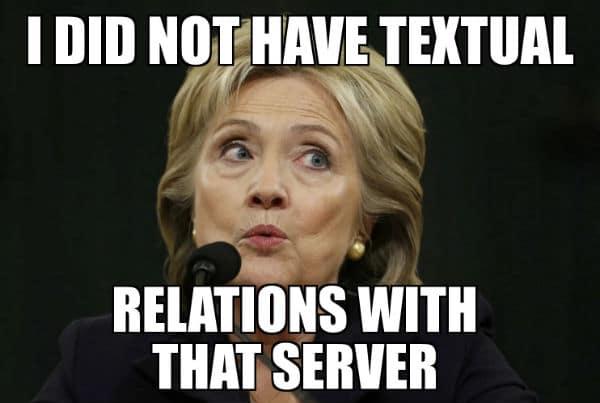 Best Hillary Cliton Memes