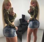 70 Pics of Girls That Define Big Booty