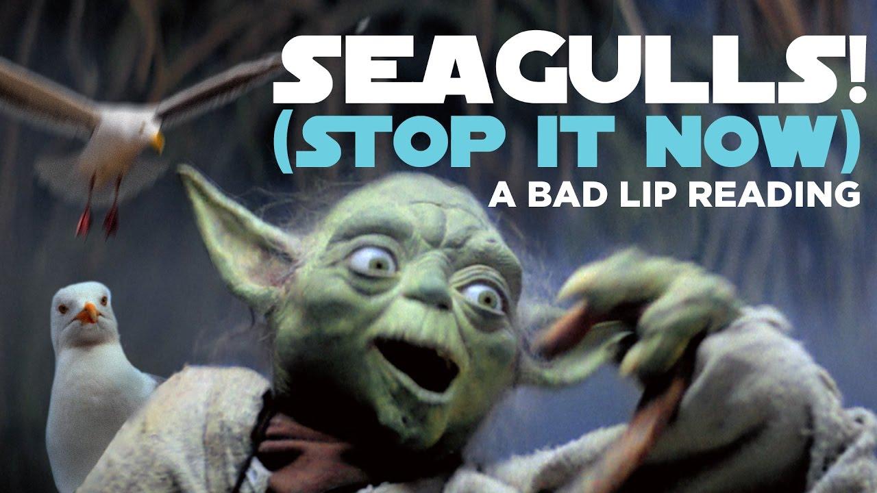 Bad Lip Reading of Star Wars (Video)