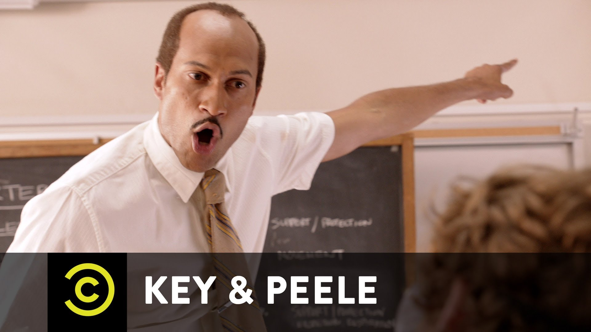 Flashback: Key & Peele Substitute Teacher Skit (Video)