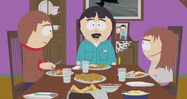 Clip of South Park's Reaction to Trump's Presidential Victory (Video)